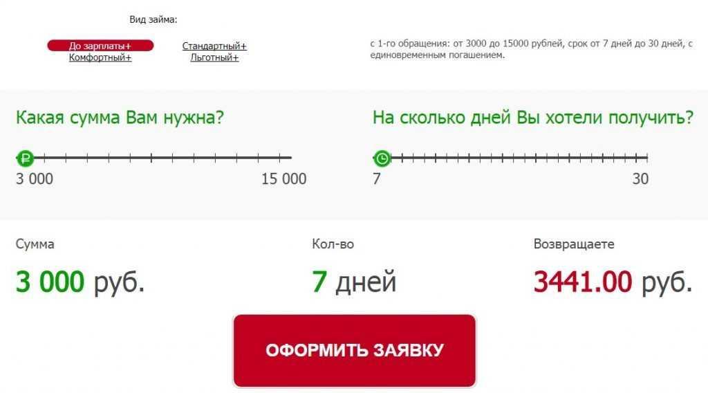 Займ на длительный срок на счет онлайн